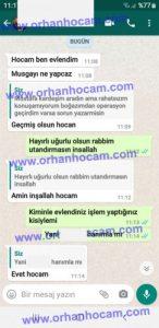 orhan hoca memnun kalanlar 146x300 - Kadına Yapılan Bağlama Büyüsü