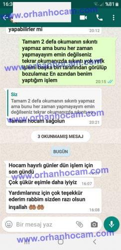 orhan hoca muratpasa - Aşık Etme ve Bağlama Vefki